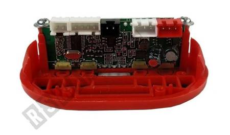 Music panel for electric motorbike ABM-5288