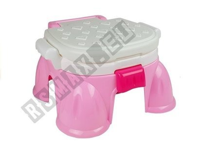 Pink Potty Toilet For Kids