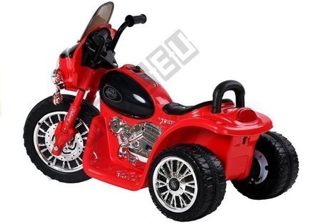 Red Electric Ride On Motorcycle JT568