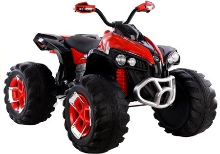 Red Electric Ride On Quad FB-6677
