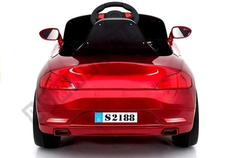 S2188 Red Painting - Electric Ride On Car
