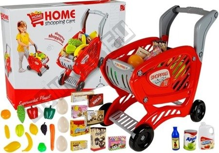Shopping Cart Trolley with Accesories for Children