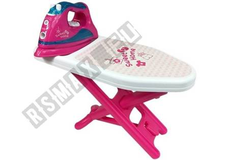 Spray Iron with Board and Hanger Pink