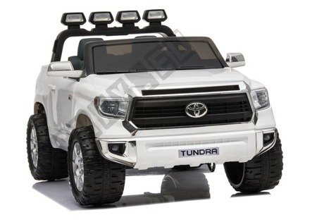 Toyota Tundra White - Electric Ride On Vehicle