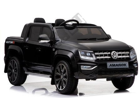 VW Amarok Black - Ride on Car