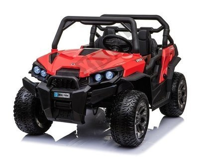 WXE-8988 4x4 Buggy Red - Electric Ride On Car