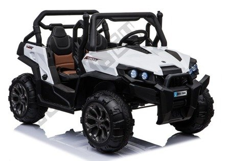WXE-8988 4x4 Buggy White - Electric Ride On Car