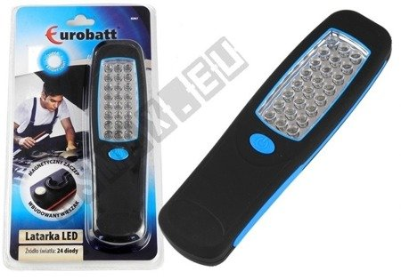Workshop Flashlight 24 LED Magnet 2734