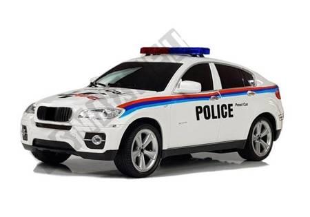 Auto-Fernbedienung Polizei Coupe R/C