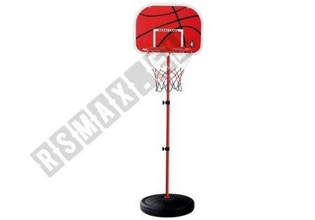 Basketball mit Ständer 120 cm