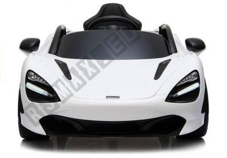 Elektrisches Ride-On McLaren 720S Weiß