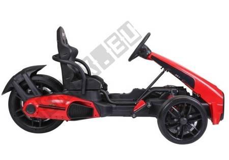 Go-Kart CH9939 Rot