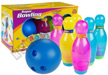 Kegel Bowlingset 6St.