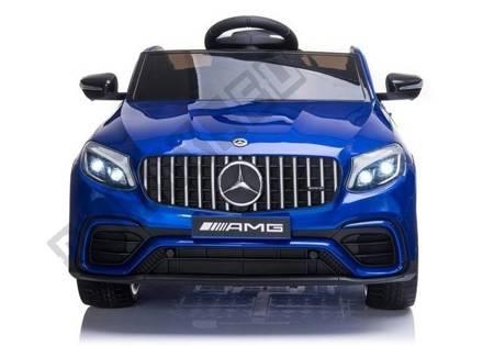 Kinderauto Mercedes QLS-5688 Blau lackiert 4x4