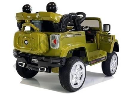 Kinderfahrzeug Jeep JJ245 Grün