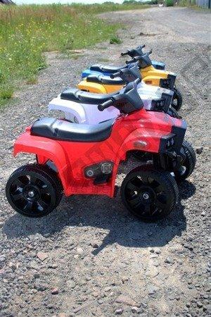 Kleines Quad BJC912 Kinderfahrzeug Elektrofahrzeug gelb