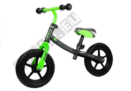 Laufrad CORRADO Grün EVA-Reifen Laufrad für Kind Balance Bike Kinderlaufrad