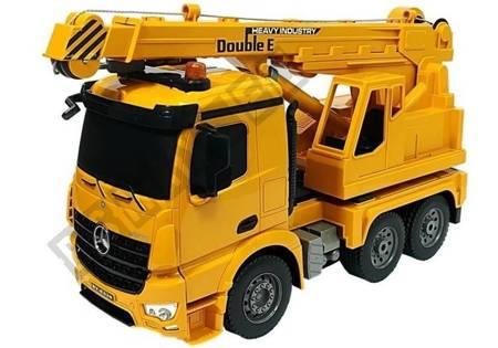 Mercedes-Benz Arocs 2.4G Ferngesteuerter Kran mit Holz