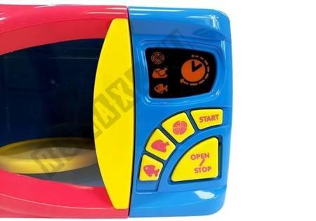 Mikrowelle Kindermikrowelle Kinderküche mit Zubehör
