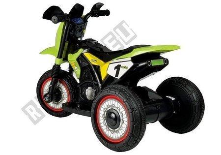 Motorrad GTM2288-A Grün LED Frontscheinwerfer 1x35W