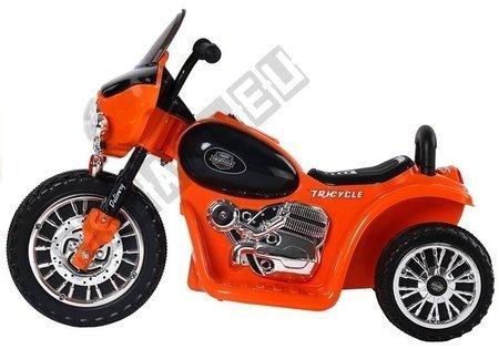Motorrad JT568 Orange 1x35W LED Frontscheinwerfer Motorrad für Kinder