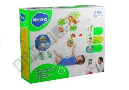 Musik-Mobile Musikmobile Tiere Sound- und Lichteffekte Musik Baby