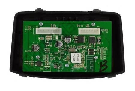 Musikpanel für die elektrische Fahrt mit dem HL368