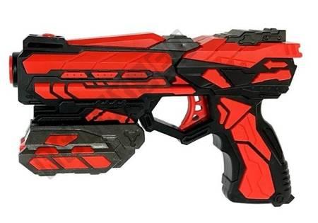 Pistolet z akcesoriami