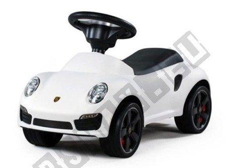 Porsche 911 Turbo S Auto Spielzeug weiß Walker!