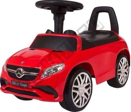 Rutschauto Mercedes GLE63 Coupe Drücker rot
