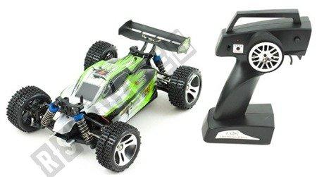 WLtoys RC Auto Ferngesteuertes Roadster-Auto 1:18 4WD bis 35km/h A959-A