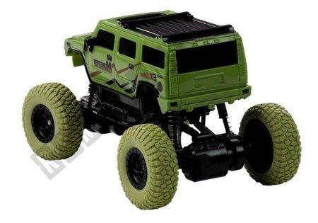 ferngesteuertes Auto Jeep R/C 1:18 Grün Auto
