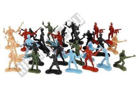 großes Set Soldaten Militär Spielzeug für Jungen 6+ Spielzeug für Kinder