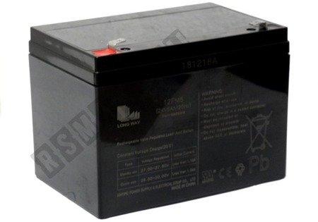 Akumulator żelowy do pojazdu na akumulator 24V5AH