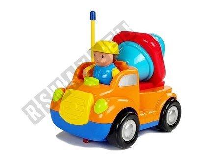 Auto Betoniarka z kierownicą Zdalnie sterowana