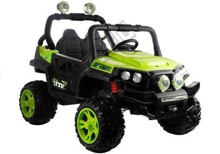 Auto Na Akumulator HL2188 Zielony