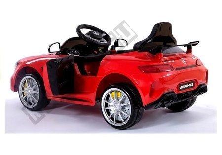 Auto Na Akumulator Mercedes AMG GT Czerwony Lakier