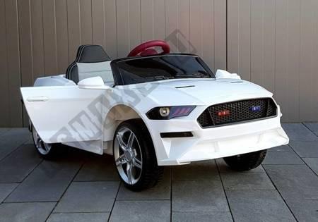 Auto na Akumulator BBH-718A Białe