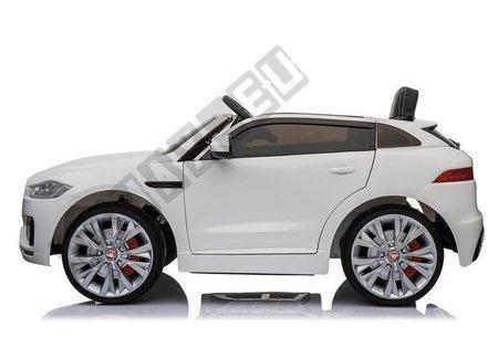 Auto na Akumulator Jaguar F- Pace Biały