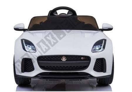 Auto na Akumulator Jaguar F-Type Biały