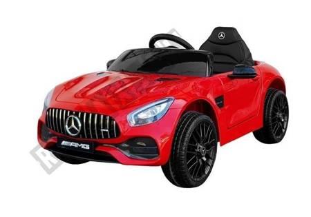 Auto na Akumulator Mercedes AMG GT R Czerwony