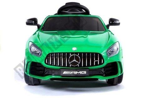 Auto na Akumulator Mercedes AMG GTR Zielony Lakier