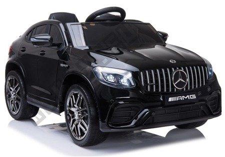 Auto na Akumulator Mercedes GLC 63S - QLS - Czarny