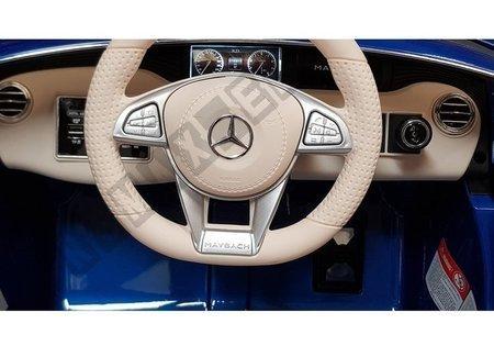 Auto na Akumulator Mercedes Maybach Czarny Lakier