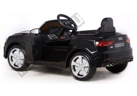 Auto na Akumulator NOWE Audi S5 Czarne Lakierowane