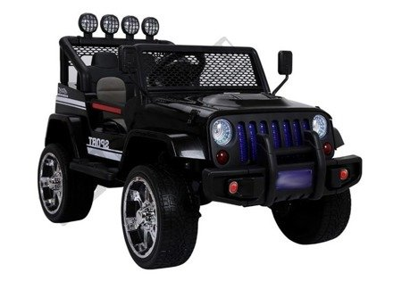 Auto na Akumulator S2388 Jeep Czarny