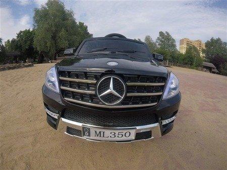 Auto na akumulator Mercedes ML350 AMG czarny bujak