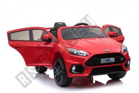 Auto na akumulator Ford Focus RS 2 x 35W czerwony