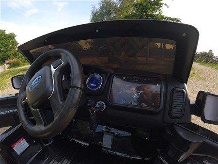 Auto na akumulator Ford Ranger 2 silniki czarny