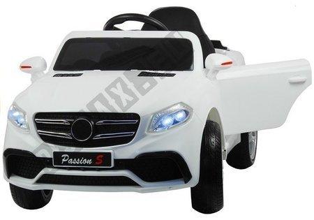 Auto na akumulator HL1558 Białe